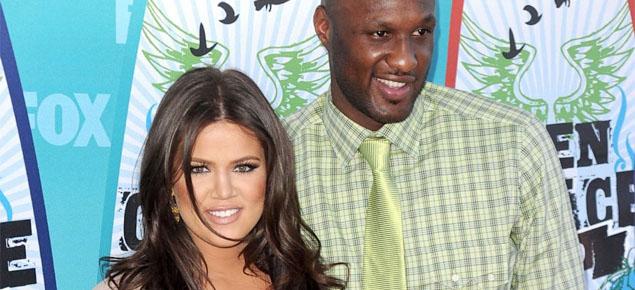 El divorcio de Khloe Kardashian y Lamar Odom