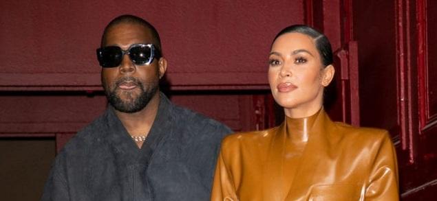 El divorcio de Kim Kardashian y Kanye West