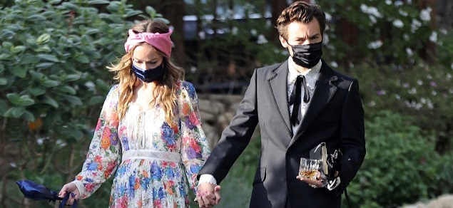 El inesperado romance entre Olivia Wilde y Harry Styles