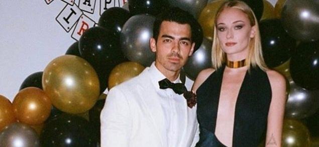 El mega festejo de cumpleaños de Joe Jonas
