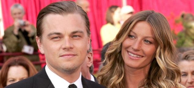 El motivo por el que Gisele Bundchen dejó a Leonardo DiCaprio