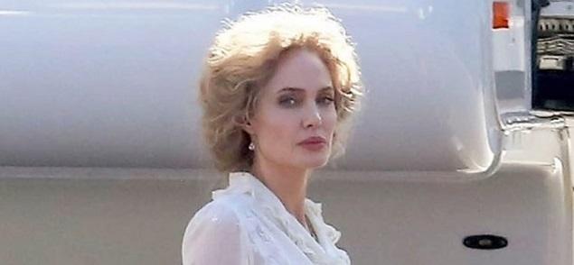 El nuevo look de Angelina Jolie