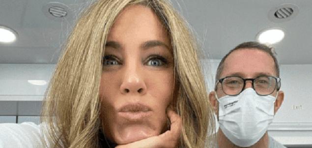 El nuevo look de Jennifer Aniston