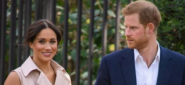 El nuevo trabajo de Meghan Markle y el príncipe Harry