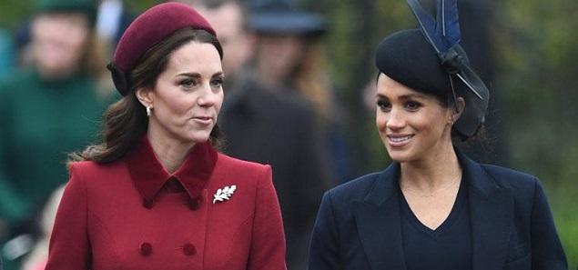 El primer regalo que Meghan Markle le hizo a Kate Middleton