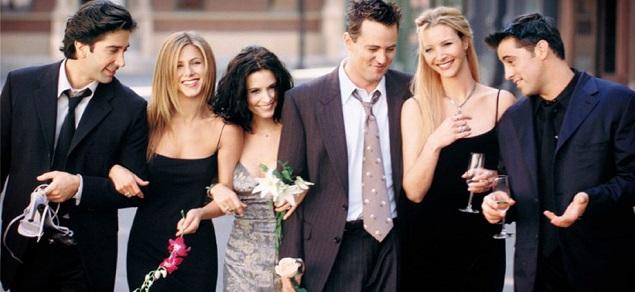 El regreso de ''Friends'' ya tiene fecha