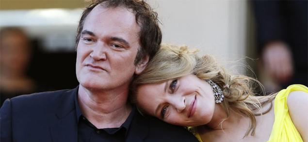 El romance de Uma Thurman y Quentin Tarantino