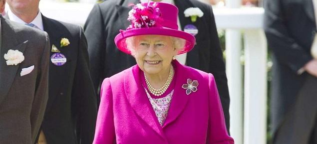 El solitario cumpleaños de la reina Isabel