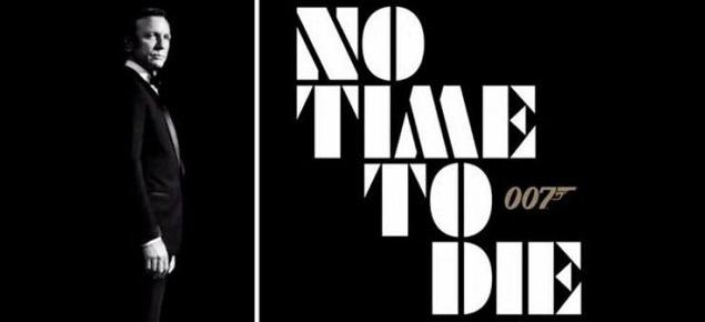 El título de la nueva película de James Bond será ''No hay tiempo para morir''