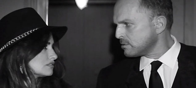 El video de Miguel Bosé y Penélope Cruz