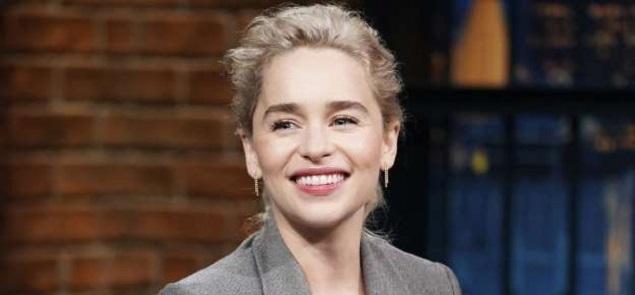 Emilia Clarke cuenta su sufrimiento