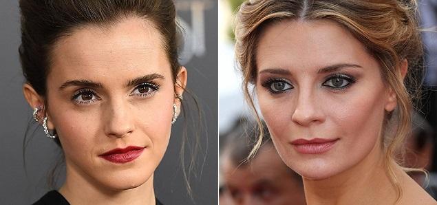 Emma Watson y Mischa Barton defienden su privacidad contra fotos y videos robados