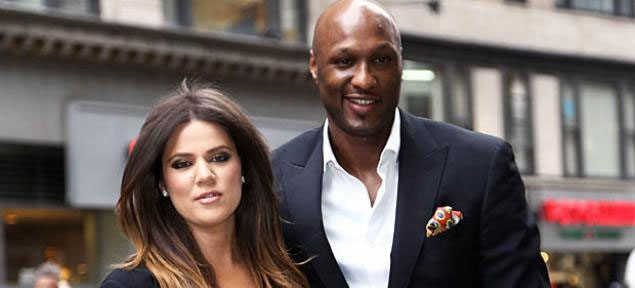 Esta confirmado: Khloe Kardashian y Lamar Odom se separaron