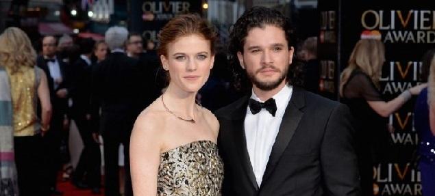 Game of Thrones, Ygritte y Jon son pareja.. también en la vida real!