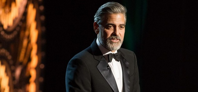 George Clooney al ataque: ''Ese vil de Trump...''