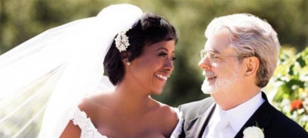 George Lucas se casó con Mellody Hobson