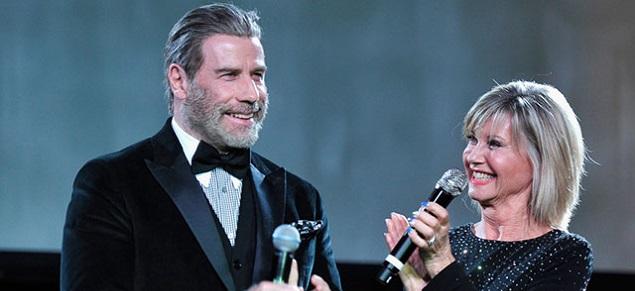 Grease, 40 años después reunión entre John Travolta y Olivia Newton-John