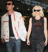 Gwen Stefani, totalmente provocativa.