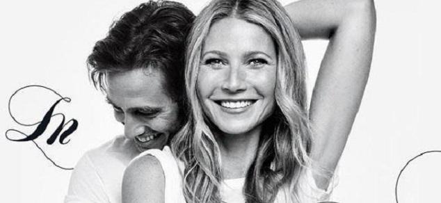 Gwyneth Paltrow se casa con Brad Falchuk, el anuncio en Instagram