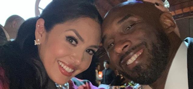 Habla la esposa de Kobe Bryant