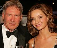 Harrison Ford será padre.