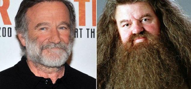 Harry Potter: porqué Robin Williams no interpretó a Hagrid