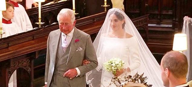 Harry reveló detalles de su casamiento