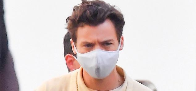 Harry Styles debió suspender las grabaciones de su película