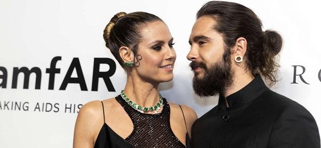 Heidi Klum, el próximo verano boda en Capri con Tom Kaulitz