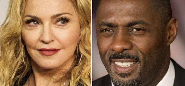 Idris Elba y Madonna juntos?