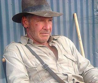 La premiere de Indiana Jones.