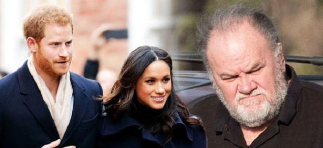 ¿Irá o no el padre de Meghan Markle a la boda real?