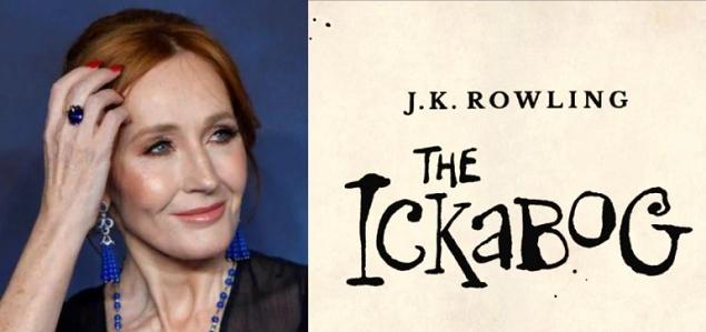 J. K. Rowling, un cuento para niños, gratis en su sitio web