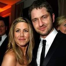 Jennifer Aniston y Gerard Butler.