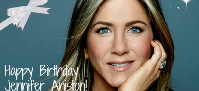 Jennifer Aniston cumple 50 años y se regala una fiesta con... Brad Pitt