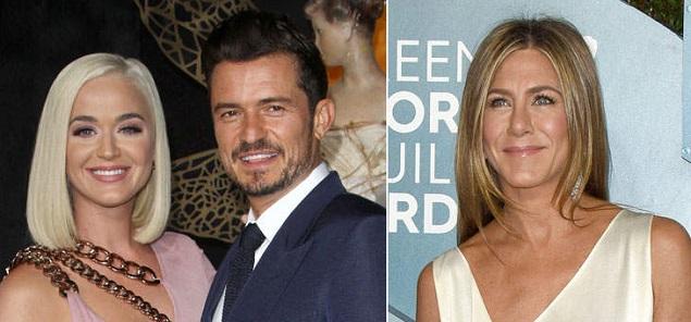 Jennifer Aniston será madrina