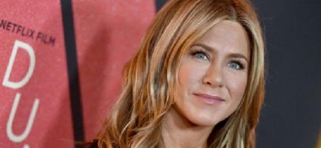 Jennifer Aniston y una decoración navideña que enfurece a sus fans