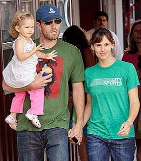 Jennifer Garner ¿Embarazada?.