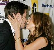 Jennifer Aniston y Jake Gylenhaall.