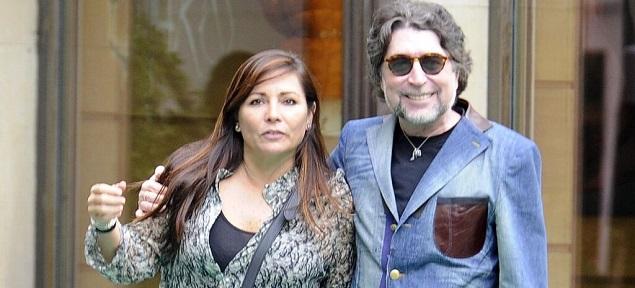 Joaquín Sabina se casa con Jimena Coronado