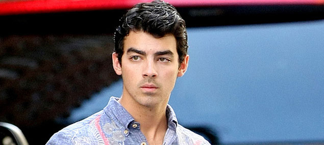 Joe Jonas invitó a una fanática a un concierto