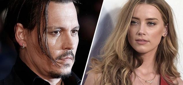 Johnny Depp vs. Amber Heard