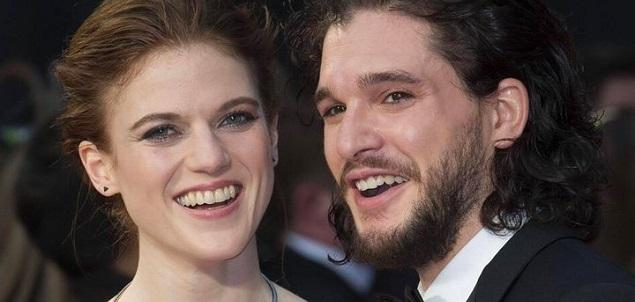 Jon Snow e Ygritte darán el sí en la vida real