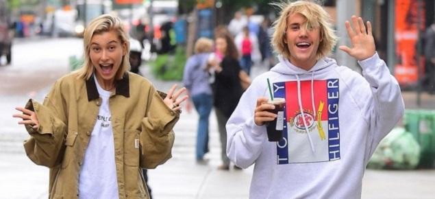 Justin Bieber y Hailey Baldwin: en febrero, el segundo matrimonio