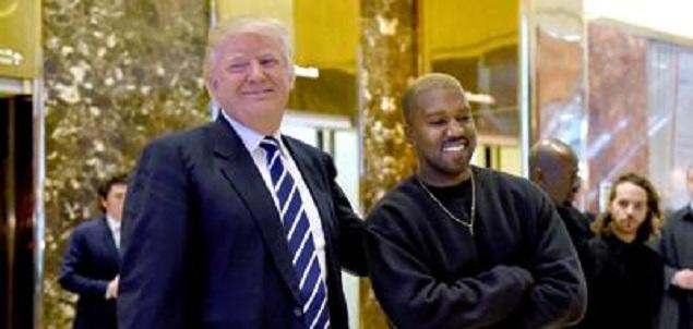 Kanye West visita a Trump: ''Hablamos de la vida''