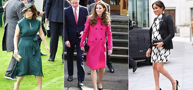 Kate Middleton, Meghan Markle, Eugenia de York en la dulce espera? Londres enloquece