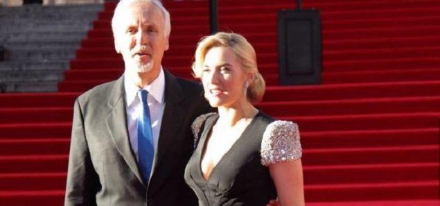 Kate Winslet vuelve a trabajar con James Cameron en las secuelas de Avatar