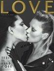 Kate Moss y su polémica portada.