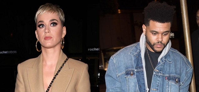 Katy Perry con The Weeknd para vengarse de Selena Gomez?