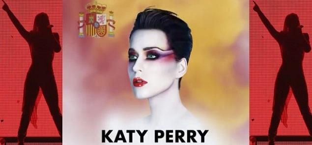 Katy Perry, el anuncio de su concierto en Barcelona genera controversia entre los independentistas